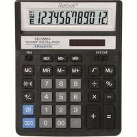 Kalkulačka Rebell SDC 888+ černý