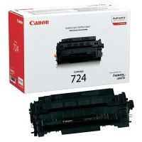 Toner Canon CRG724, 3481B002, originál
