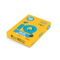 Barevný papír IQ SY 40 A4 120g intenzivní zlatožlutá 1bal/250ks