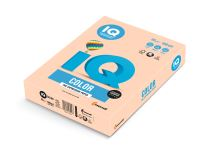 Barevný papír IQ SA24, A3 80g pastelová lososová 1bal/500 listů
