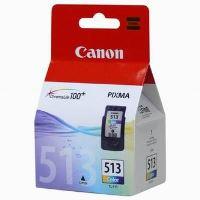 Cartridge Canon CL-513, color, originál