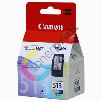 Cartridge Canon CL-513, color, 2971B001, originál 1