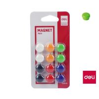 Magnet 15mm 12ks Deli E7823