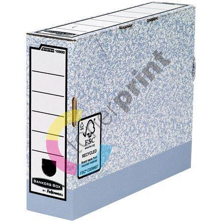 Box archivní Fellowes R-Kive System 80 mm, 1 ks