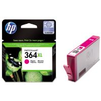 Cartridge HP CB324EE, magenta, No. 364XL, originál