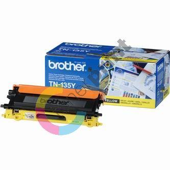 Toner Brother TN-135Y, žlutý, originál 1