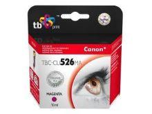 Cartridge Canon CLI-526M, magenta, TB