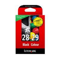 Cartridge Lexmark 18C1520E No. 28 + No. 29, originál