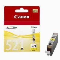 Cartridge Canon CLI-521Y, yellow, originál