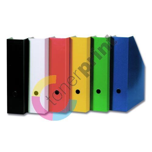 Archivní box na časopisy, modrý 1
