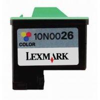 Cartridge Lexmark 10N0026 No. 26, originál 2