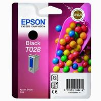 Cartridge Epson C13T028401, originál