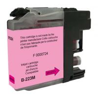 Cartridge Brother LC-223M, magenta, UPrint