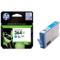 Cartridge HP CB323EE, cyan, No. 364XL, originál