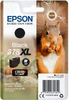 Cartridge Epson C13T37914010, black, 378XL, originál