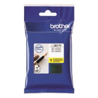 Cartridge Brother LC-3617Y, yellow, originál