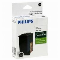 Cartridge Philips Faxjet 520/525/555, PFA 441, black, 253014355, originál