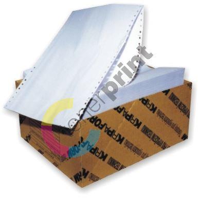 Papír tabelační 240 1+1 1000l vázaná perforace 1