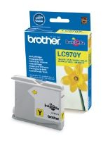 Cartridge Brother LC-970Y, originál