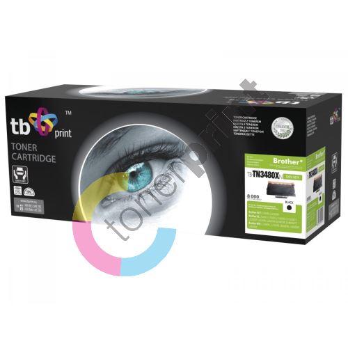 TB toner kompatibilní s Brother TN3480 100% new 1