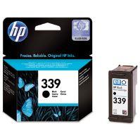 Cartridge HP C8767EE, black, No. 339, originál