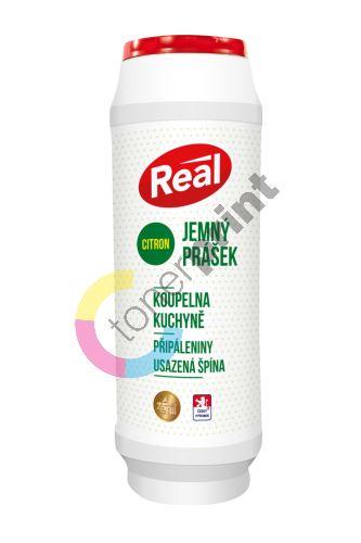 Real čistící prášek, 500 g 1