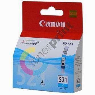 Cartridge Canon CLI-521C, cyan, originál 1