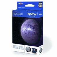 Cartridge Brother LC-1220BK, black, originál