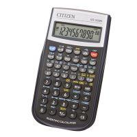 Stolní kalkulačka Citizen SR-260N, černá