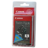 Cartridge Canon PGI-5BK, 2-Pack, černá, originál 2