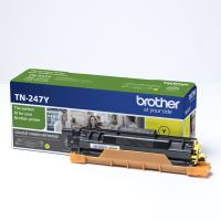 Toner Brother TN-247Y, yellow, originál