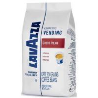 Káva Lavazza Gusto Pieno, pražená, zrnková, 1000 g