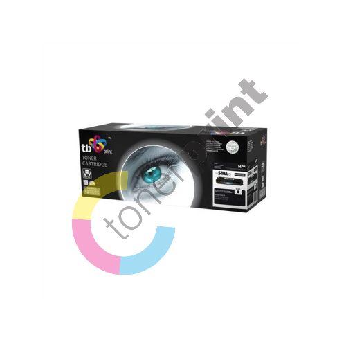 TB toner kompatibilní s HP CB540A,100% new, Bk 1