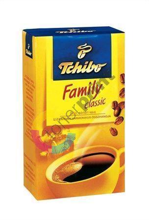 Káva Tchibo Family, mletá, pražená, 250 g 1