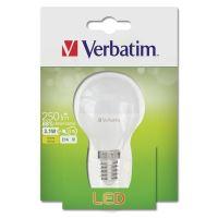 Verbatim LED 52639, E14, žárovka teplá,
