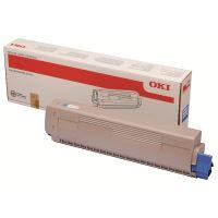 Toner OKI 45862839, cyan, originál