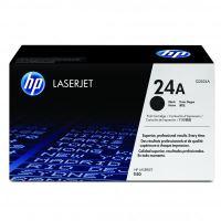Toner HP Q2624A, black, 24A, originál