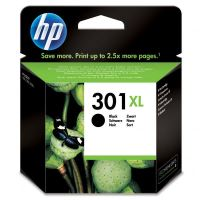 Cartridge HP CH563EE, No. 301XL, black, originál
