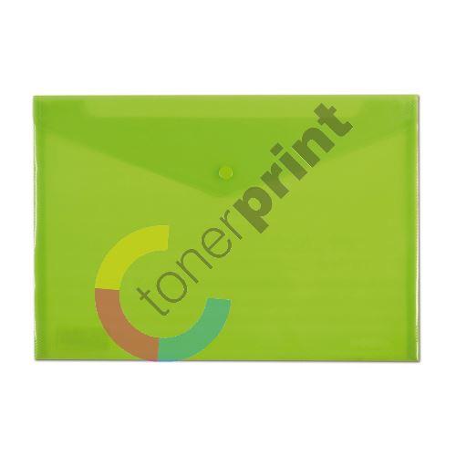 Deska spisová Auro s drukem A5 zelená 2
