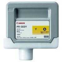 Cartridge Canon PFI-303Y, originál