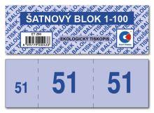 Šatnové bloky ET290, 1-100 čísel 2