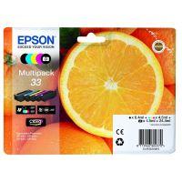 Cartridge Epson C13T33374011, multipack, originál