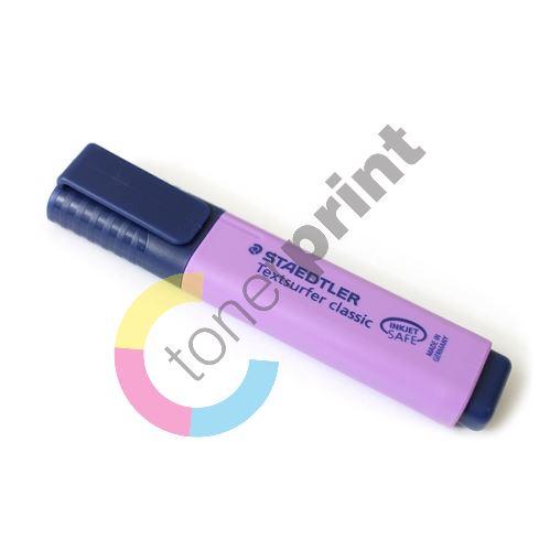 Zvýrazňovač Staedtler 364 fialový 1