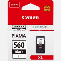 Cartridge Canon PG-560XL, black, 3712C001, originál