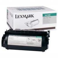 Toner Lexmark T630 12A7460, renovace