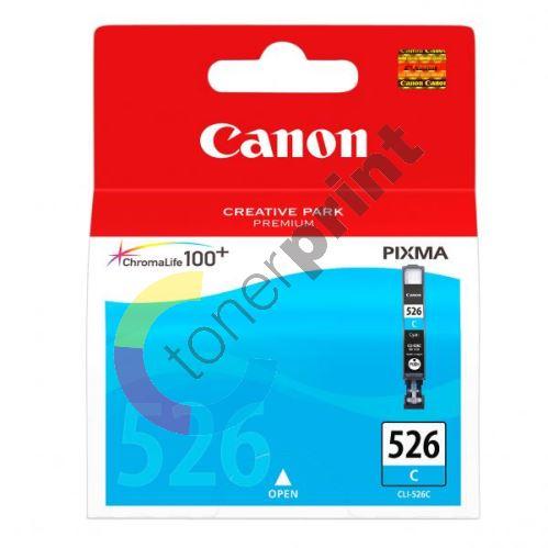 Cartridge Canon CLI-526C, cyan, 4541B001AA, originál 4