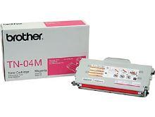 Toner Brother TN04M, červený, originál