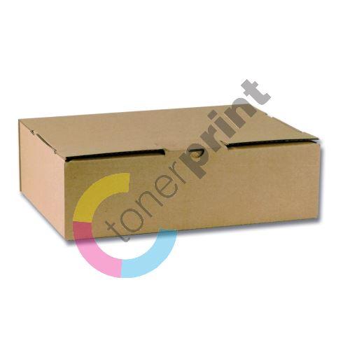 Archivační krabice na obsah pořadače, 13cm, natur 1