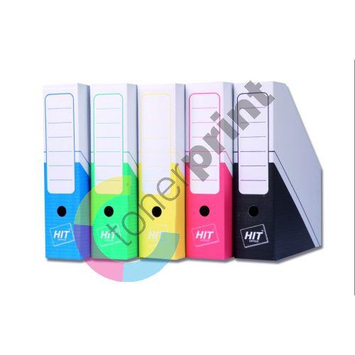Archivní box na časopisy, potisk, mix 5 barev 1