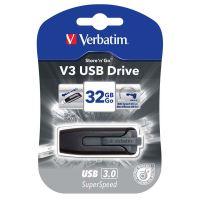 Verbatim Store'n'Go V3 32GB, USB flash disk 3.0, 49173, černá